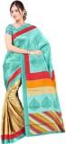Balaji Fashions Printed Fashion Dupion S...