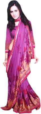 Jannat Printed Bollywood Silk Sari