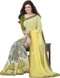 TriveniCreation Floral Print Bollywood G...