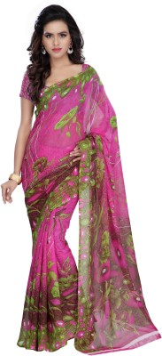 Nityagata Self Design Bollywood Georgette Sari
