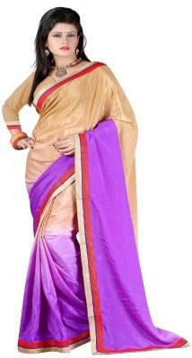 Jay Maa Ambey Creation Printed Fashion Georgette Sari