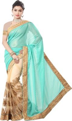 Maruti Fashion Embriodered Bollywood Georgette Sari