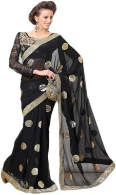 Charvi Embriodered Fashion Net Sari