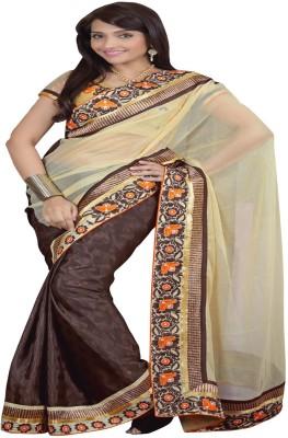 Vandvshop Printed Fashion Chiffon Sari