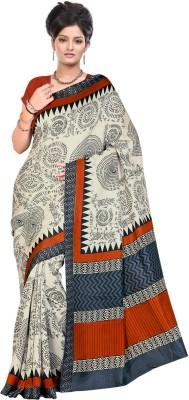 Tagbury Printed Fashion Silk Sari