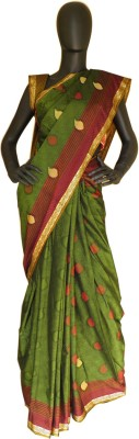 Saree2Style Self Design Daily Wear Cotton Sari