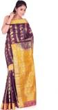 Annapurna Silks Floral Print Kanjivaram ...