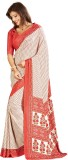Kanheyas Printed Daily Wear Handloom Cre...