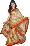 Sheryl Trendz Printed Bhagalpuri Silk Co...