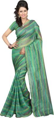 Laxmi Sarees Plain Fashion Art Silk Sari