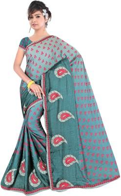 Varni Retail Printed Fashion Georgette Sari