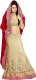 SUYOG PRINTS Embriodered Fashion Crepe S...