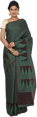 Sevensquare Self Design Banarasi Organza Sari