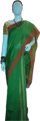Krishnakali Boutique Self Design Fashion Handloom Silk Sari