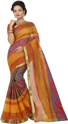 Fashionoma Self Design Banarasi Banarasi Silk Sari