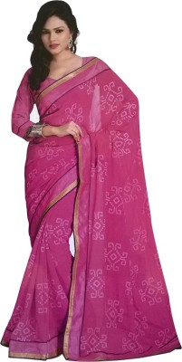 Bhumi Printed Fashion Chiffon Sari