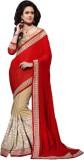 ARsalesIND Embriodered Fashion Pure Geor...