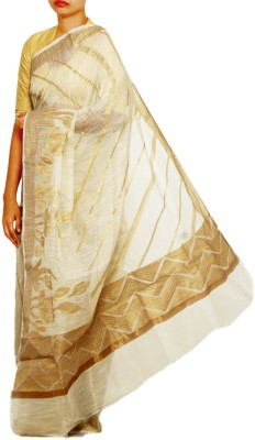 Unnati Silks Woven Daily Wear Jute Sari