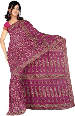 Kothari Self Design Banarasi Georgette Sari