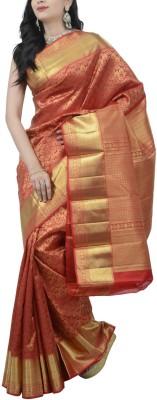 Estri Printed Fashion Handloom Silk Sari