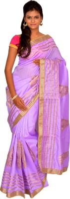 Jagadamba Self Design Bollywood Raw Silk Sari