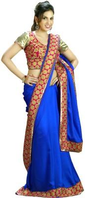 Shivam Fashions Self Design Fashion Jacquard Sari