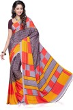 Varnilifestyle Printed Daily Wear Crepe ...