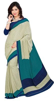 Gugaliya Self Design Bollywood Crepe Sari