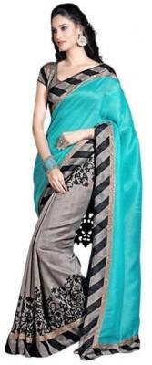 Ruchifashion Printed Bhagalpuri Cotton Sari