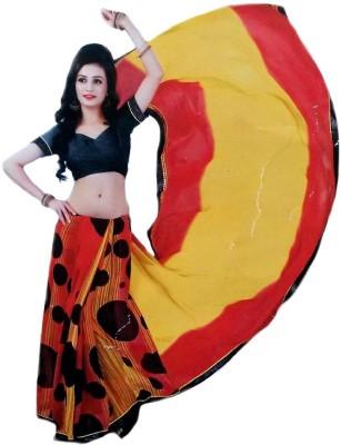 Arohee Printed Bollywood Georgette Sari