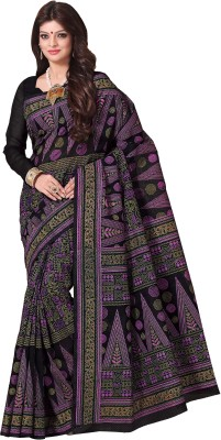 Taanshi Printed Daily Wear Cotton Sari