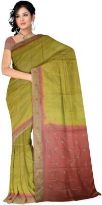 Kothari Printed Banarasi Tussar Silk Sari