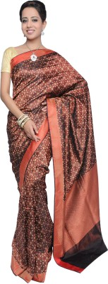 Ujala Silk Printed Banarasi Silk Sari
