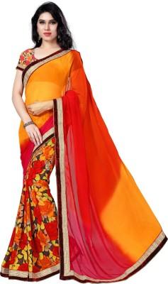 Kabira Embriodered Fashion Georgette Sari