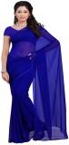Multi Retail Plain Daily Wear Georgette ...