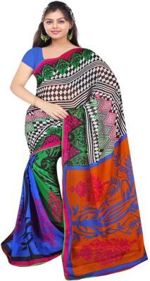 Geeta Sarees Printed Fashion Georgette Sari
