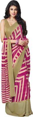 Shri Narayan Fashions Printed Fashion Synthetic Sari