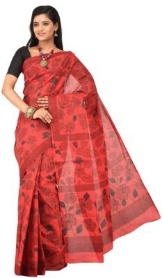 Paridhi Sarees Graphic Print Fashion Cotton Sari