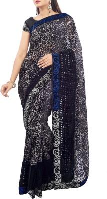 Estri Printed Fashion Georgette Sari