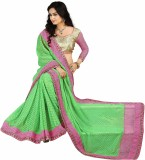 Diaonj Embriodered Fashion Jacquard Sari