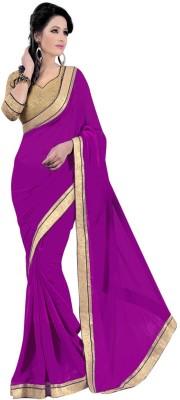 Kamelasaree Embriodered Fashion Chiffon Sari