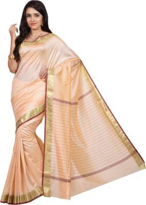 Nilesh Fab Woven Banarasi Handloom Raw Silk Sari