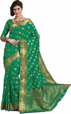 Rajshri Fashions Woven Manipuri Handloom Silk Sari
