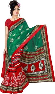 Rashmi Creation Printed Fashion Handloom Art Silk Sari