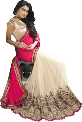 Sciocco Embriodered Bollywood Georgette Sari