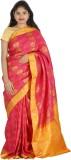 Sonam Pattu Self Design Dharmavaram Silk...