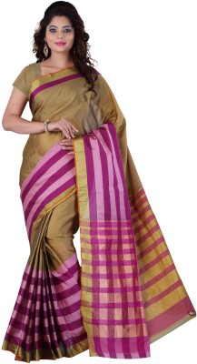 Indi Wardrobe Woven Banarasi Cotton Sari