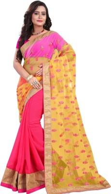 elvira Embriodered Fashion Silk Sari