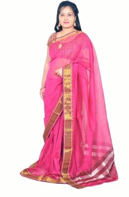 Rashmi Boutique Self Design, Embellished Maheshwari Silk Sari