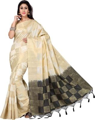 Rani Saahiba Woven Fashion Art Silk Sari